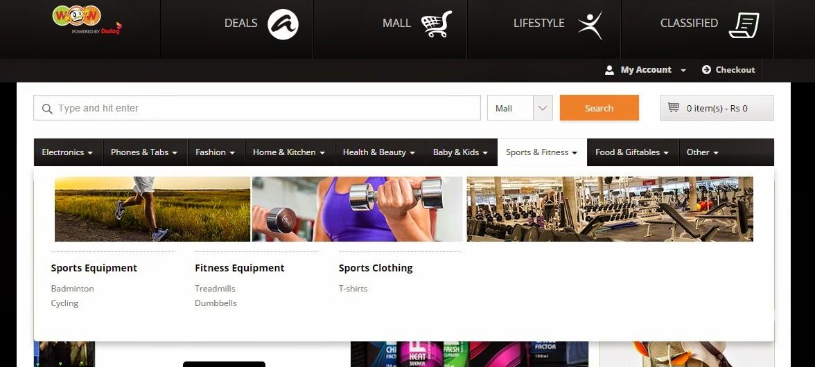Ai best online shopping websites in sri lanka for Popular online shopping sites
