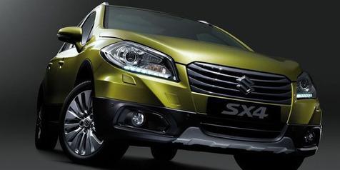 Siap-siap, Suzuki Mau Bawa SX4 Baru ke IIMS 2014
