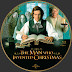 The Man Who Invented Christmas Bluray Label