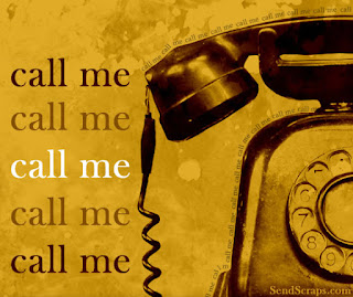 Hãy gọi cho tôi nếu bạn buồn Call Me