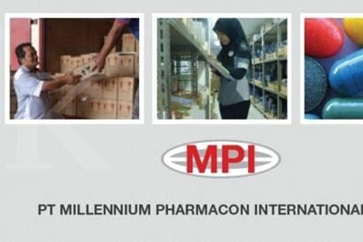 Lowongan Kerja PT. Millenium Pharmacon International Pekanbaru Desember 2018