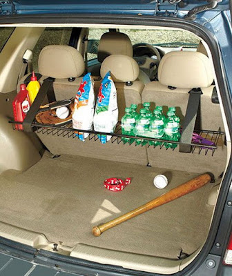 Sports Family Survival Kit for the Car