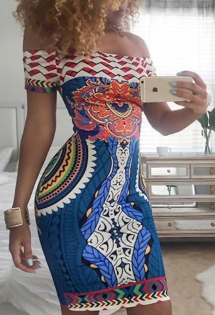 Trendy Ankara Style 2018 -The hottest design!