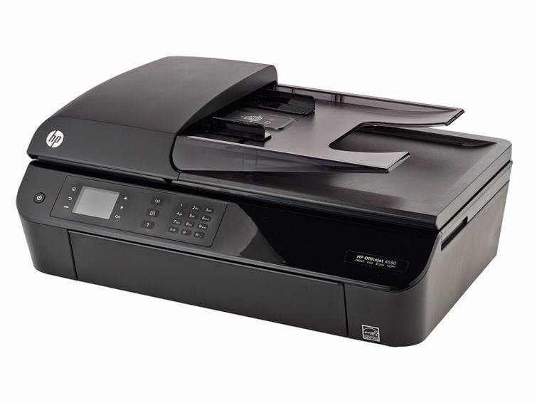 test de l 39 imprimante hp officejet 4630 e all in one l. Black Bedroom Furniture Sets. Home Design Ideas