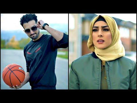 WHEN A GIRL PLAYS BASKETBALL | Sham Idrees