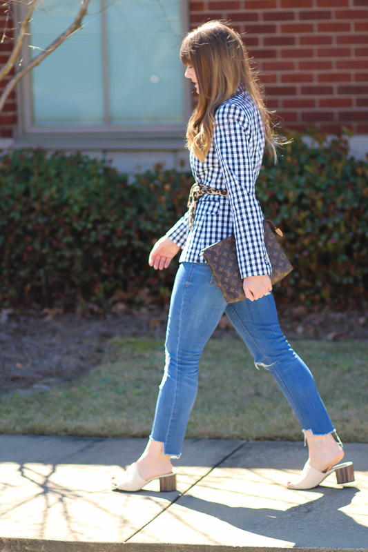 Gingham Outfits