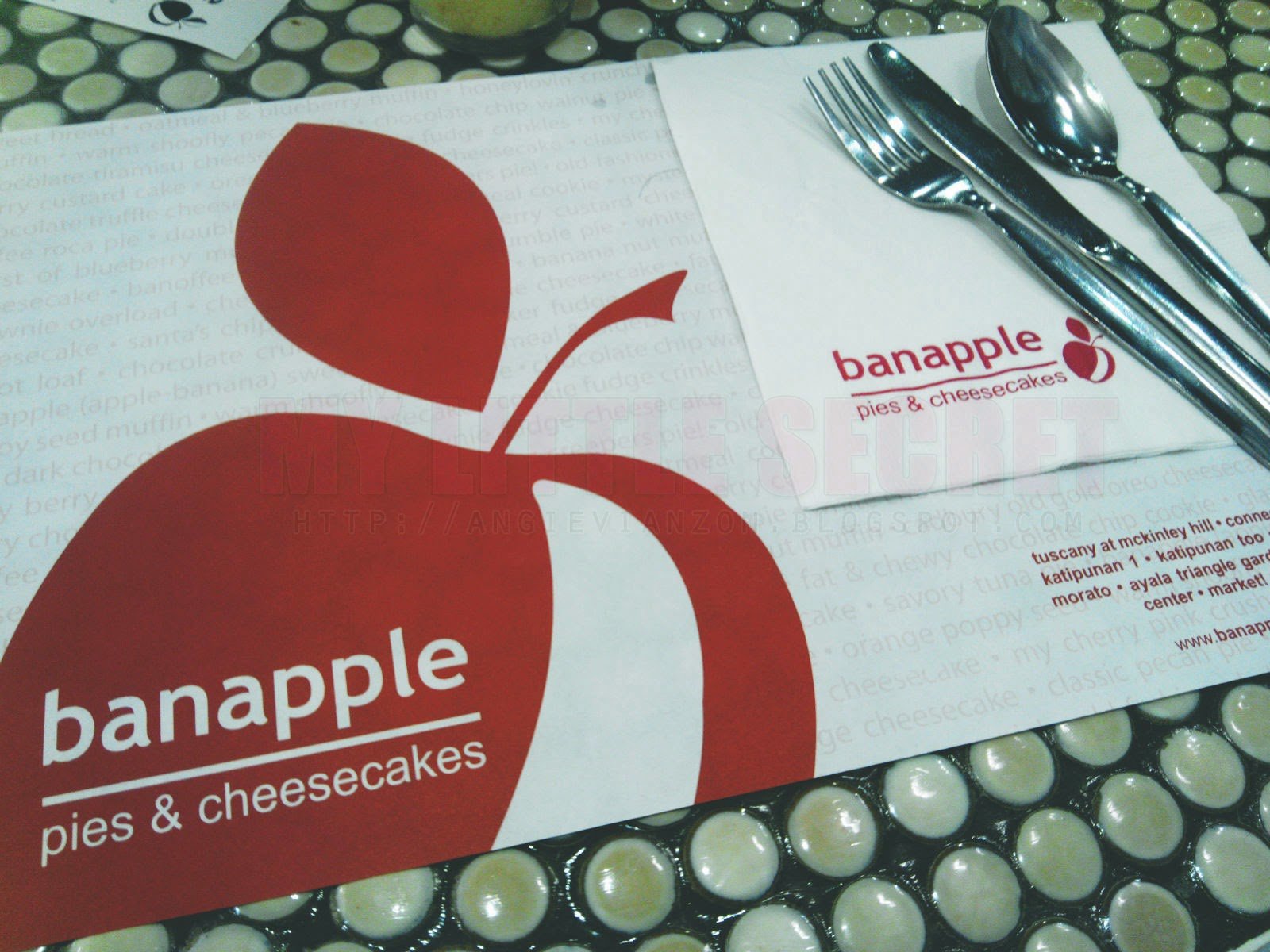 Banapple, SM North Edsa Sky Garden