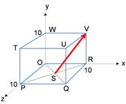 contoh soal dan pembahasan vektor matematika