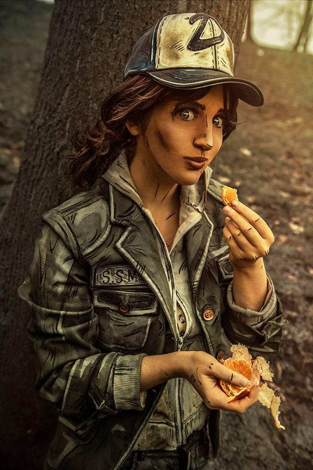 Mary de Mary and Feinobi cosplay nos traen su cosplay de The Walking Dead - TellTale Series