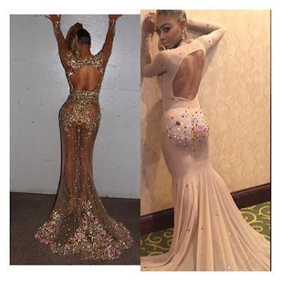 Beyonce's 2015 Met Gala 7