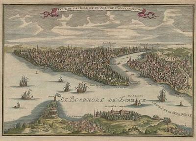 eski istanbul haritaları 2