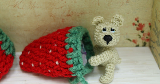 Next Pattern A Small Jointed Bear