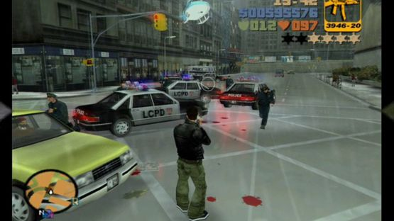 Gta 3 screenshot 2