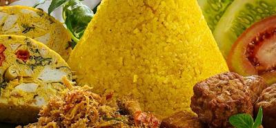 nasi goreng makanan khas indonesia