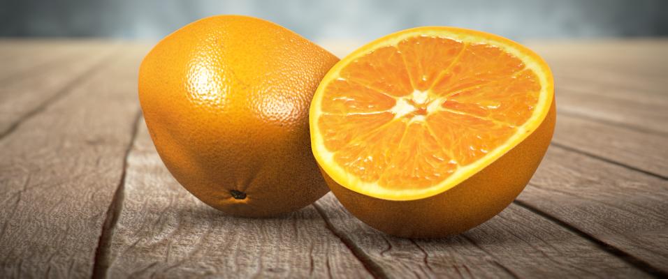 Blender 4d mod liser une orange r aliste dans blender 2 6 - Couper une video en deux ...