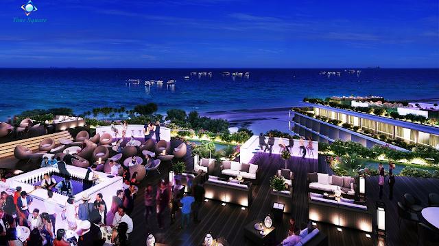 Sky bar TimeSquare Đà Nẵng