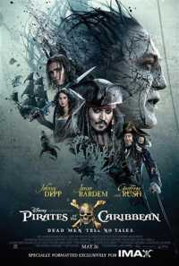 Pirates of the Caribbean: Dead Men Tell No Tales 2017 3D Movie SBS English - Hindi - Tamil BluRay