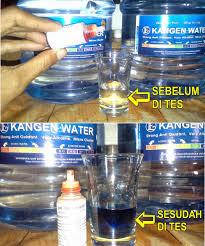 Produk Kangen Water Palsu Merusak Mesin Kangen Water