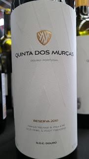 Quinta Dos Murças Reserva 2010 - DOC Douro, Portugal (88 pts)