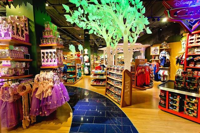 Comprar capinha de celular nas lojas da Disney em Miami