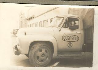 Antiga em empresa Guarany