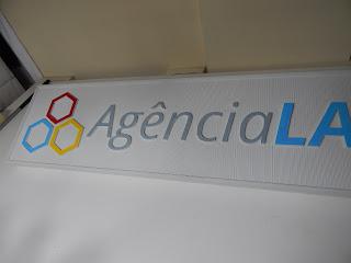 placas para agencias de publicidade