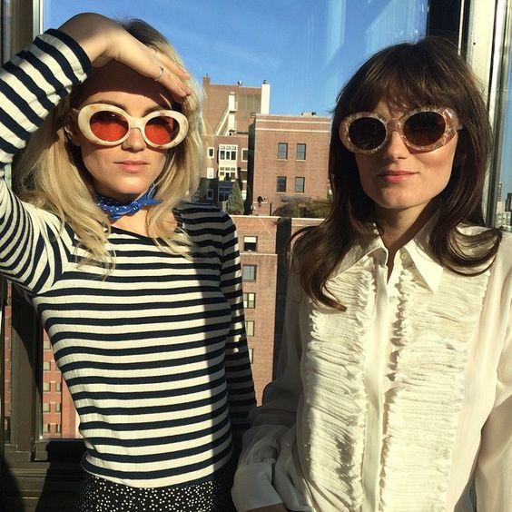 Os modelos de óculos com shape 60's que prometem ser hit