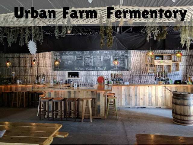 Urban Farm Fermentory It S Another Chilly New England Winter Day And We Are Still Talking About The Foo Little City Of Portland Maine