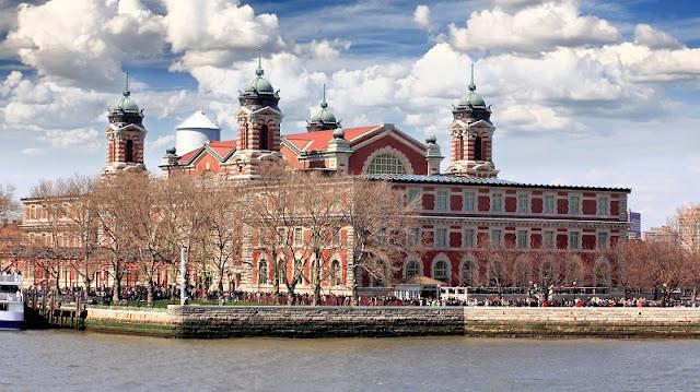 Visita à Ellis Island