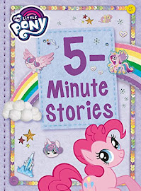 My Little Pony 5-Minute Stories Books