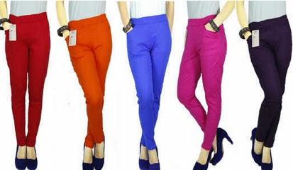 Model Fashion Style Menggunakan Celana Legging Untuk Wanita Agar Dapat Menarik Perhatian Pria