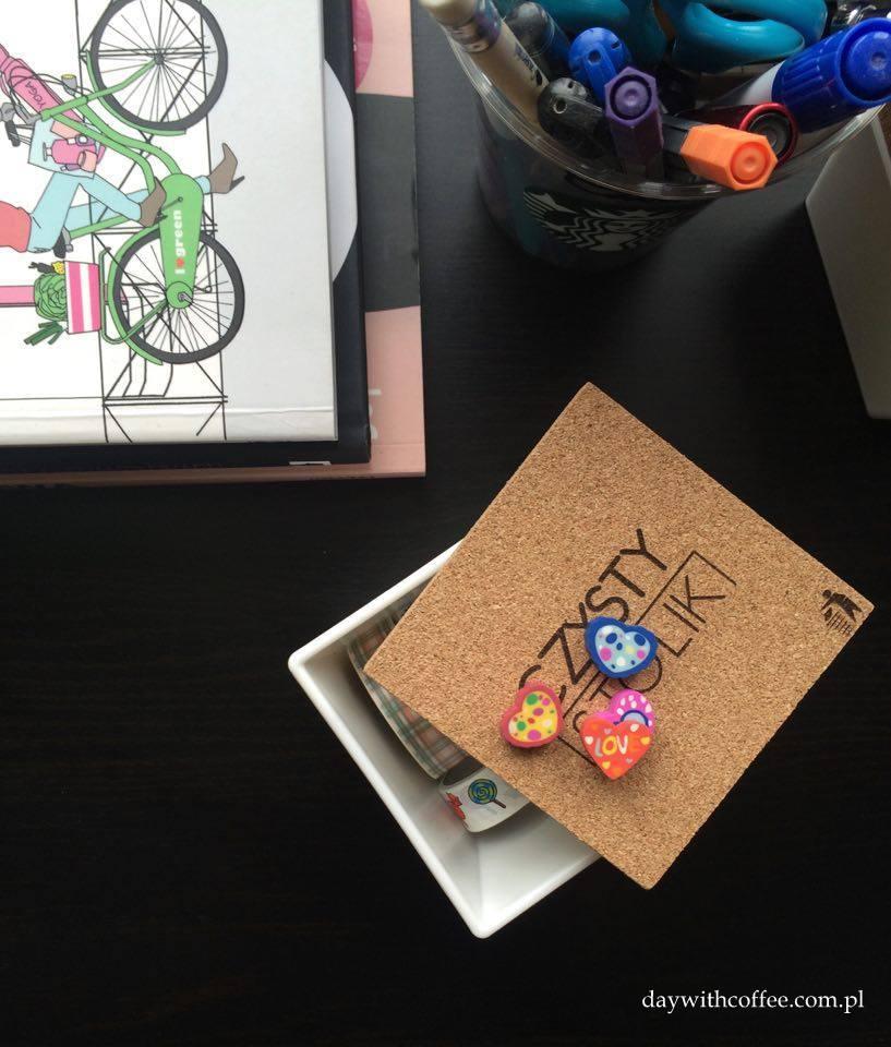 organizacja biurka inspiracje