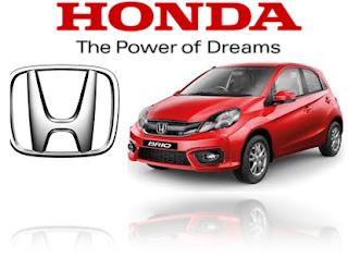 Harga Mobil Honda Brio