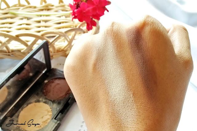 contour powder lokal