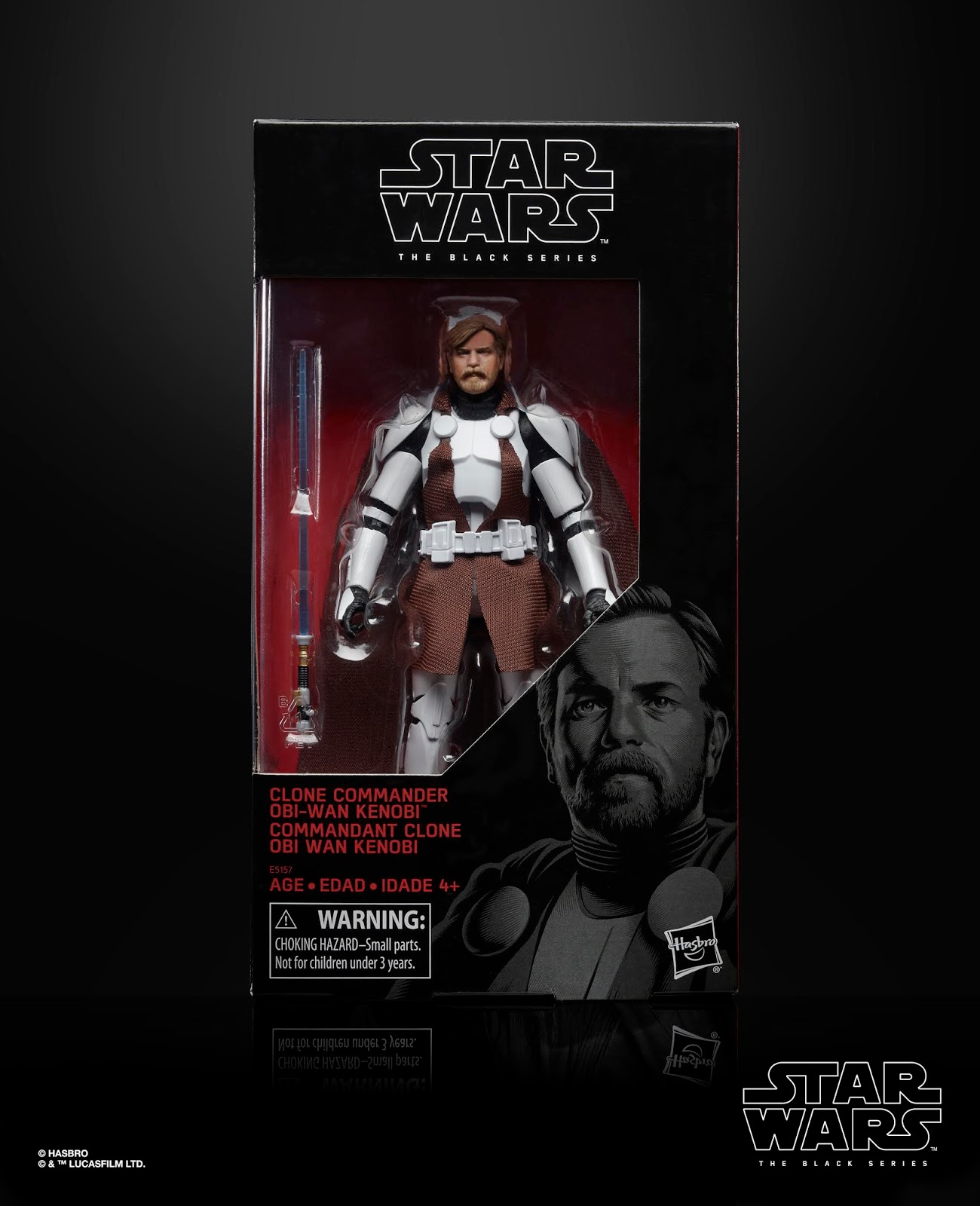 THE BLACK SERIES 6-INCH OBI-WAN KENOBI Figure