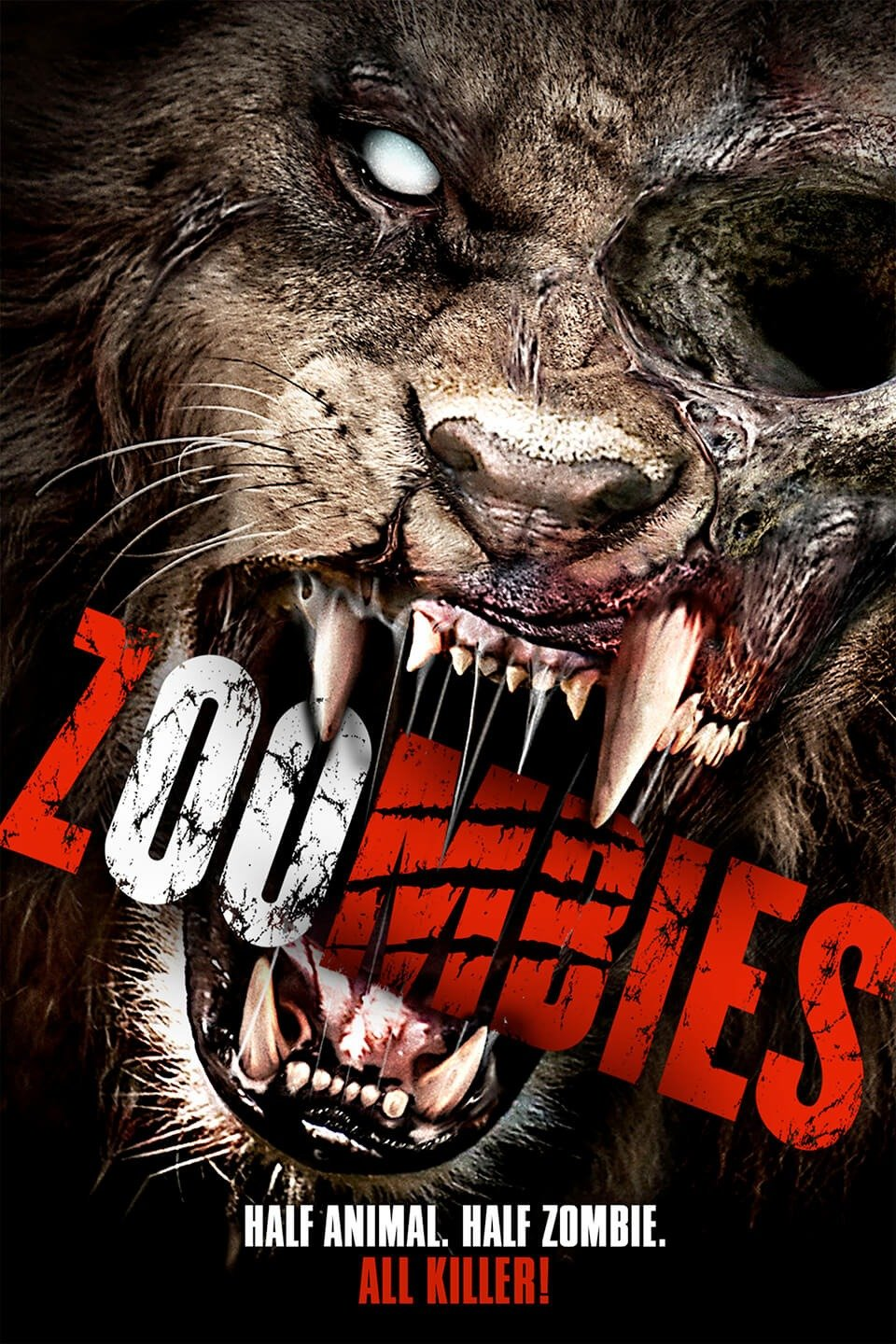 Zoombies (2016) Dual Audio Hindi 300MB UNCUT BluRay 480p ESubs