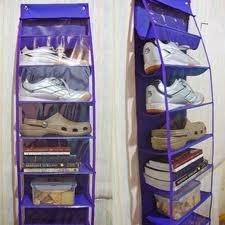 rak gantung plastik untuk sepatu dan sandal