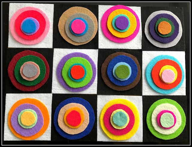 Kandinsky pour les enfants
