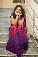 HeyAndhra Madhavi Glam Stills in Saree HeyAndhra.com