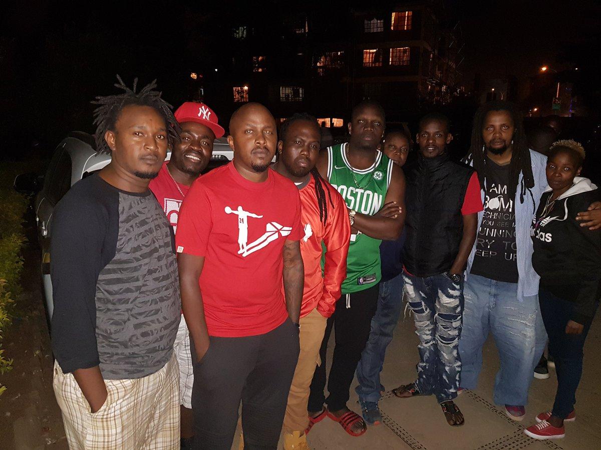 Kenyan DJs Protest Spontaneous Arrests By NEMA