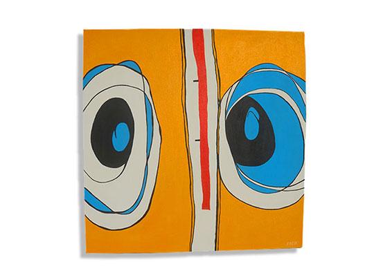 abstract painting, art, bespoke, contemporary art, contemporary painting, large painting, modern art, Sam Freek,
