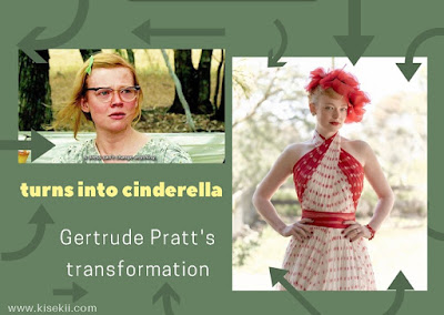 Gertrude-Pratt-transform