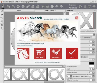 AKVIS Sketch 18.0.3039 for Adobe Photoshop (x64)