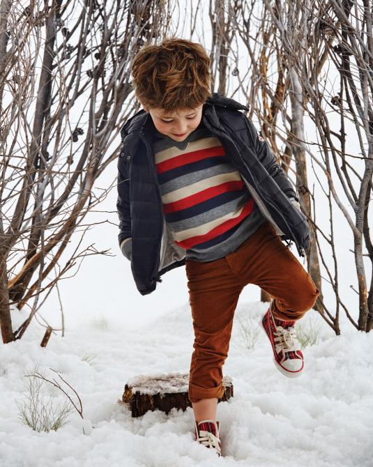Camperas inflables de moda invierno 2017 moda infantil.
