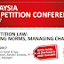 Malaysia Competition Conference 2017