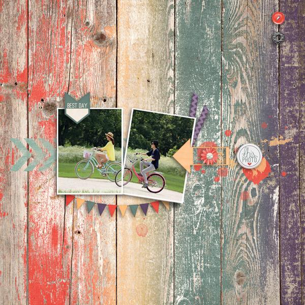 this day © sylvia • sro 2017 • ready to ride bikes • magsgraphics