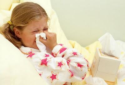 Điều trị cảm lạnh và sốt cho con của bạn