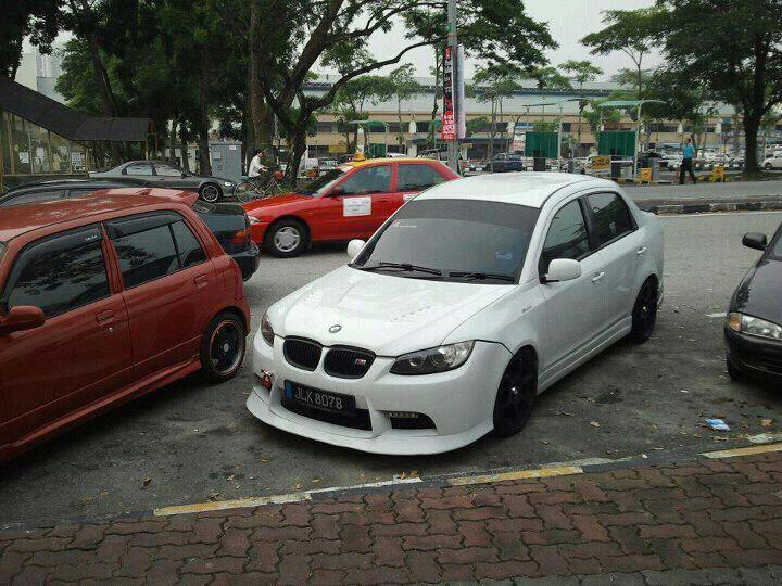 Licence to Speed - For Malaysian Automotive: Proton Saga ...