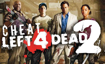 Cheat left 4 dead 2