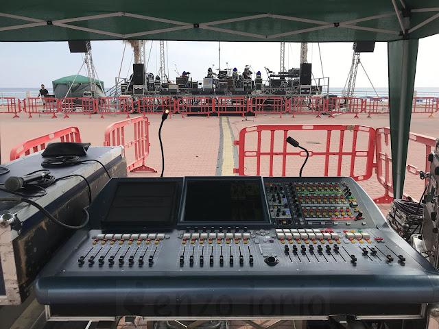 Tutto pronto per il concerto più importante dell'Estate 2018 in Riviera